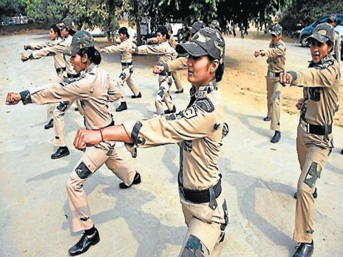 More women needed in police force