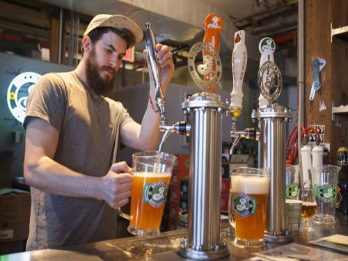 Craft brewers warm to Wall Street investors