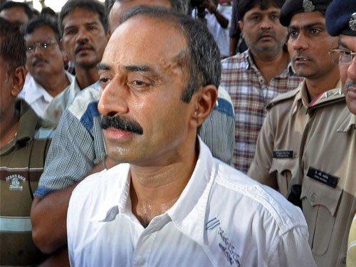 Suspended IPS officer Sanjeev Bhatt sacked