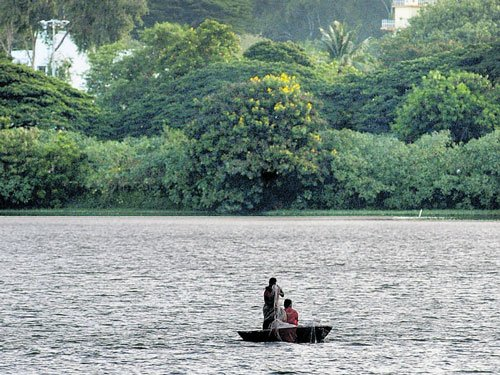 Bengalureans can fish in leisure at City's lakes