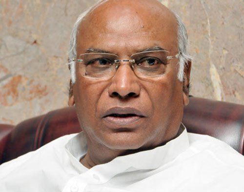 BJP misused Rs 7,500 cr JnNURM funds: Kharge