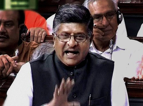 Govt committed to revive postal department: Prasad