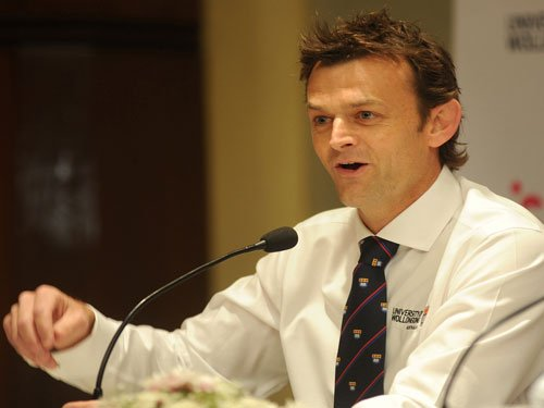 Gilchrist named Australia's education ambassador to India