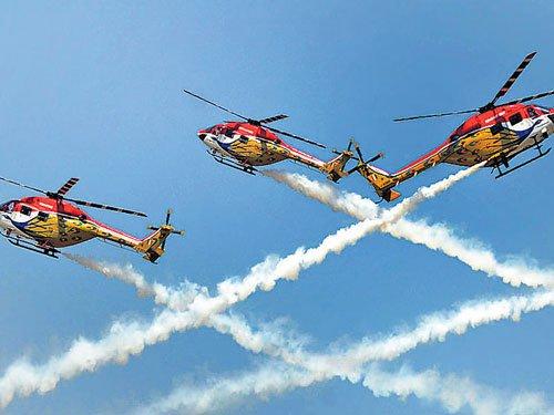 Do not shift Aero India show venue, CMurges PM