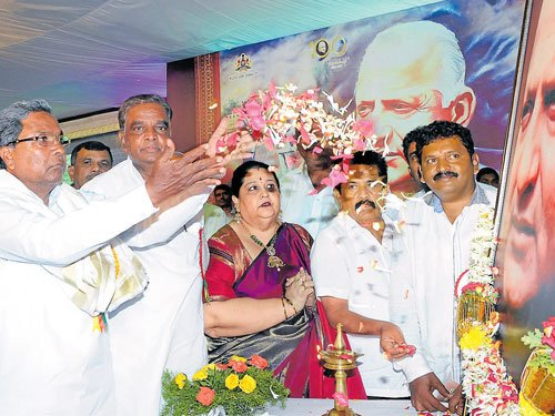 Govt will complete unfinished programmes of Urs, says CM