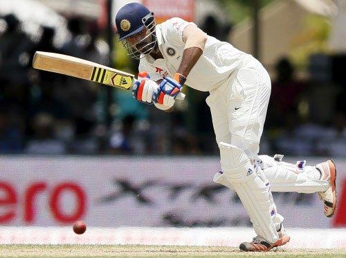 Rahul ton keeps India afloat