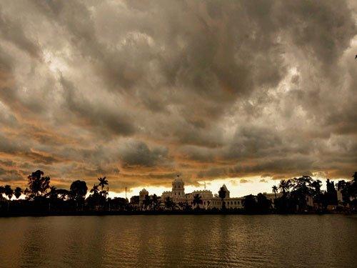Southwest monsoon fails South