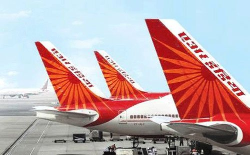 Air India filghts suffer delay as commanders launch 'go-slow' protest