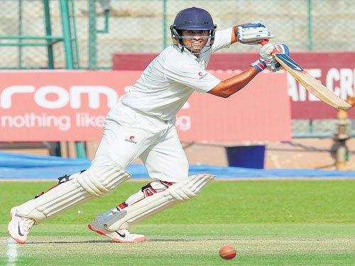 Karun Nair's century helps India A earn a draw against SA A