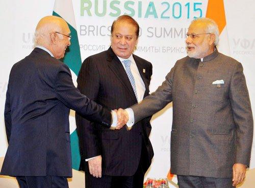 Pak killing spirit of Ufa, says India