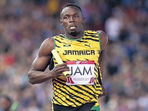 More than gold at stake for Bolt