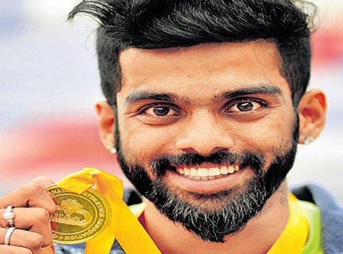Samanth, Nivedita  set records