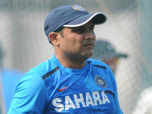 Sehwag joins Haryana Ranji team
