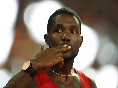 More to me than just two bans: Gatlin