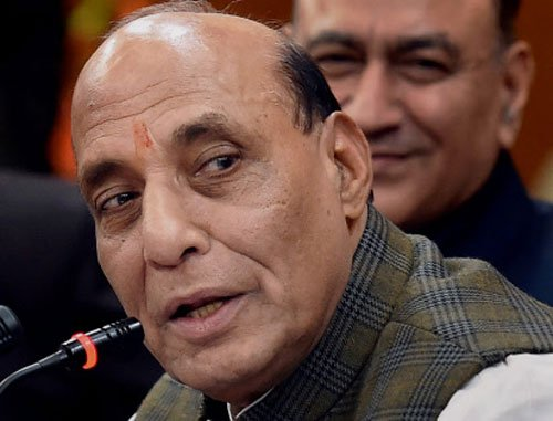 Cancellation of talks by Pak is unfortunate: Home Minister