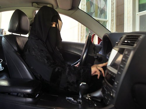 Saudi women to vote for the first time