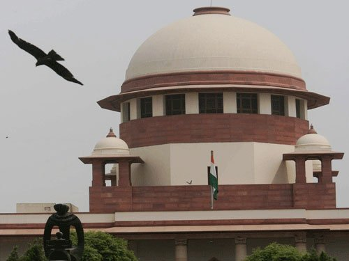 Death for kidnapping for ransom can't be dubbed outrageous: SC