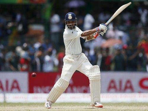 Rahane ton puts India on top