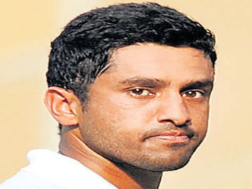 Nair to join squad in Lanka