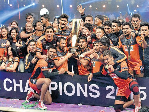 Dominant Mumbai clinch title in style