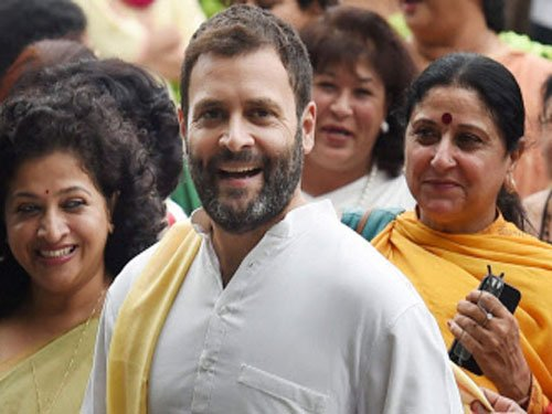 AICC meet next month before Rahul's elevation