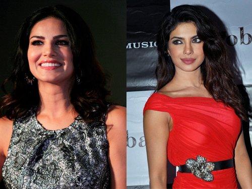 Sunny Leone amazed at Priyanka's popularity in US