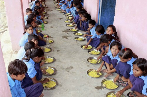 34 students fall sick after midday meal at govt school