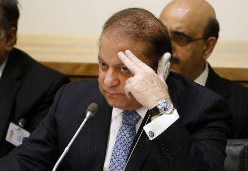 Talks sans Kashmir will be futile: Nawaz Sharif