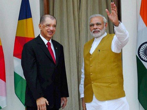 India to gift Seychelles coastguard boat, second Dornier: Modi