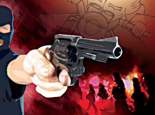 Gunman fires at crowded Indian restaurant in Sydney