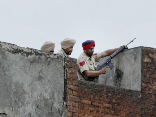 Gurdaspur terrorists came from Pak, Govt gets conclusive proof
