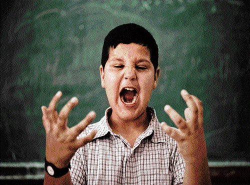 Anger expression among students