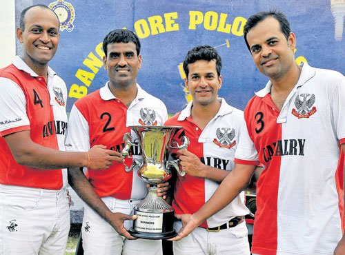 61 Cavalry clinch Gyan Jyothi Cup