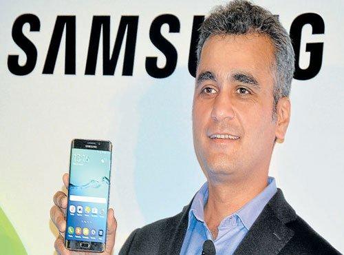 Samsung eyes bigger share in Bengaluru