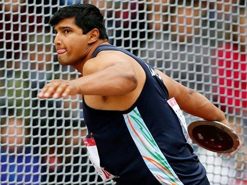Vikas Gowda enters discus final at World Athletics Championships