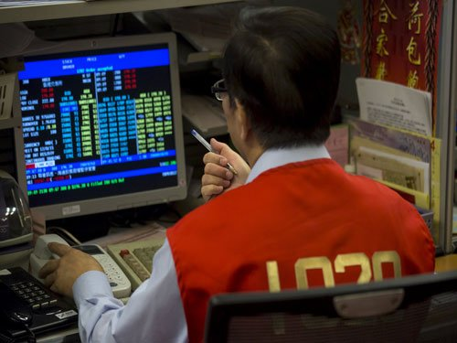 Chinese stock index jumps 5.3 per cent as Asian stocks rise