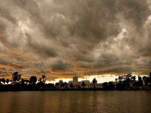 Monsoon deficiency rises to 12 per cent