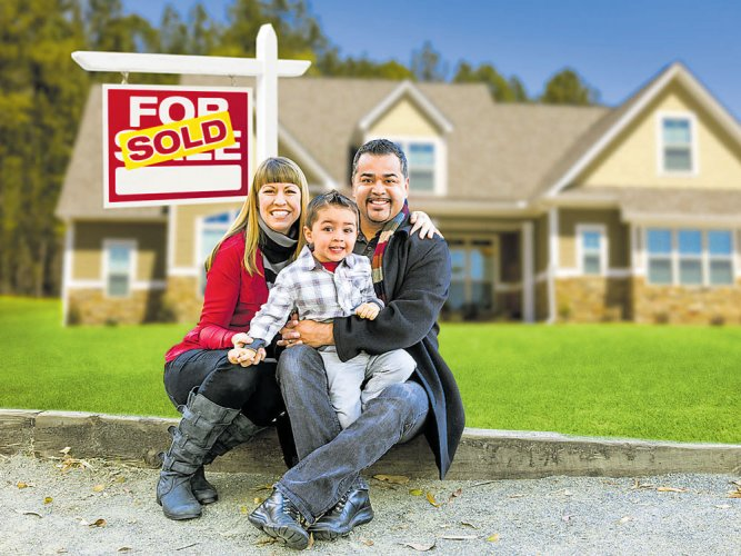 Earn this home, say owners