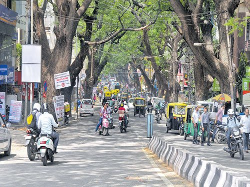 A slice of colonial, green Bengaluru