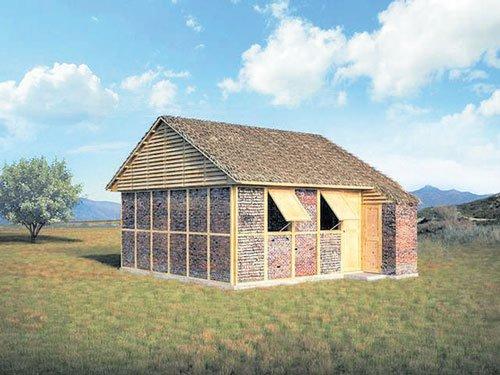 Modular homes made for Nepal