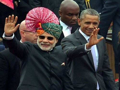 India, US prepare ground for Modi-Obama meeting