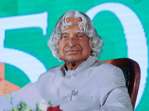 Delhi's Aurangzeb Road to be renamed after Kalam