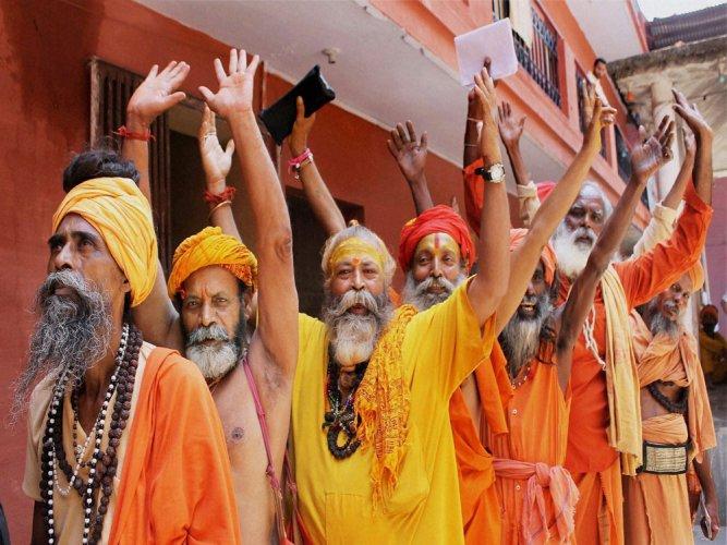 Amarnath yatra concludes as Charri Mubarak reaches cave shrine