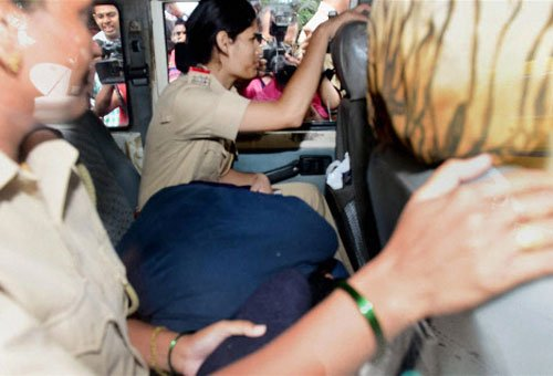 Sheena case: car traced, accused to be taken to crime spot