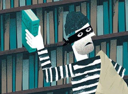 The raiders of rare books