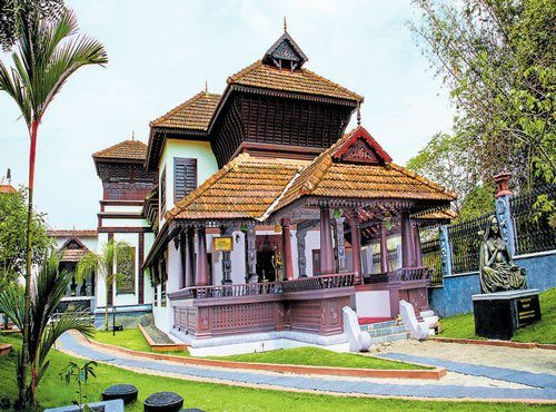 Museum kindles new interest  in Ayurveda