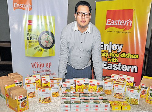 Eastern charts new spice route with new plant