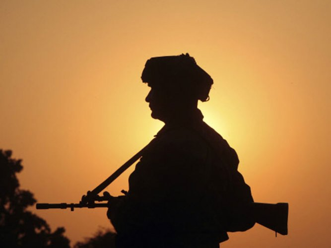 18 armymen injured in 'accidental' explosion