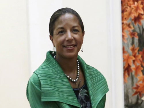 Rice discusses bilateral, regional issues with Pak PM