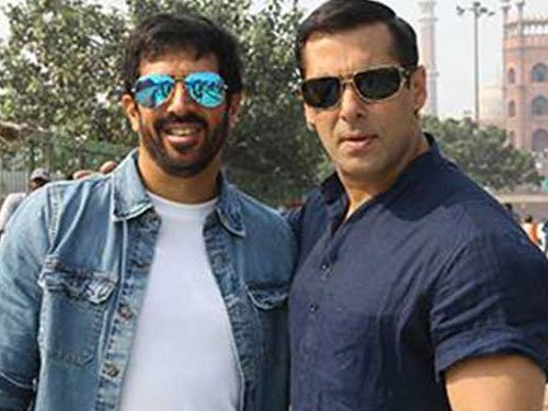 Kabir Khan gets 'best gift' from Salman